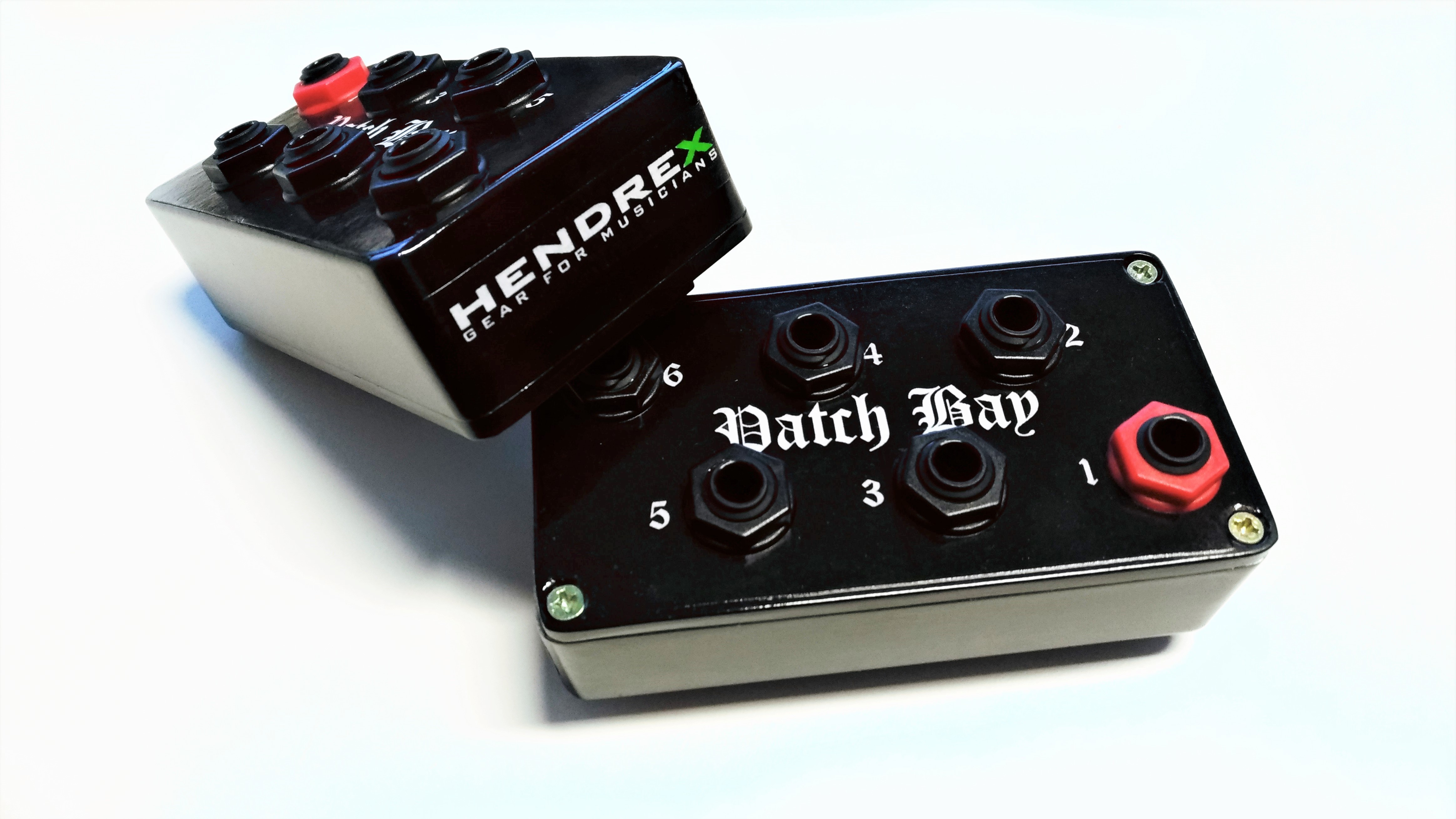 HENDREX Patch Bay